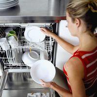 Comment nettoyer les résidus de savon Lave-vaisselle