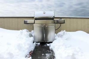 Outils de nettoyage pour l'acier inoxydable Grills