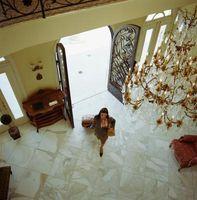 Comment nettoyer un vieux, sale Marble Floor
