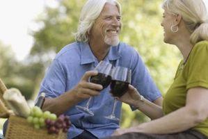 Comment obtenir une tache de vin rouge sur un canapé en cuir