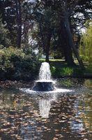 Comment faire un étang Fontaine