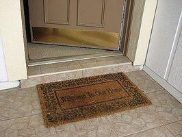 Comment arrêter la saleté de pénétrer la maison