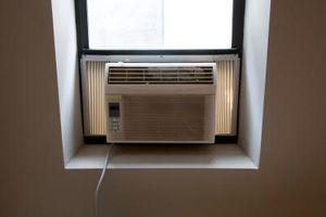 problèmes de drainage de l'eau sur le Conditioner Quasar fenêtre Air