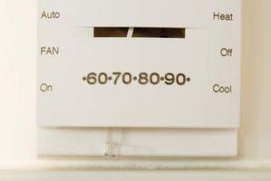 Comment remplacer un thermostat 6 Fil