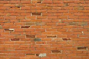 Comment arrêter humidité De Briques pénétrantes