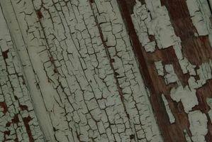 Comment remplacer bois pourri dans la garniture