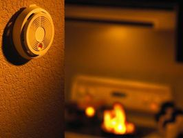 Comment arrêter une alarme sonore Feu