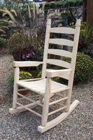 Comment puis-je construire une chaise ergonomique Rocking?
