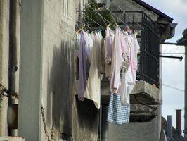 Vêtements PVC-séchage Projets Rack