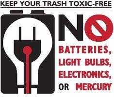 Méthodes d'élimination des déchets toxiques