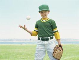 Comment obtenir Rouge saleté de pantalon blanc Baseball
