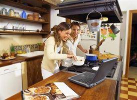 Comment nettoyer une aide Table de cuisson Cuisine