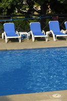 Comment puis-je réparer une fuite Piscine piscine?