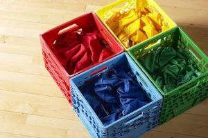 Comment faire Boîtes de rangement décoratif