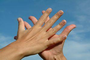 Comment faire pour supprimer le nitrate d'argent Stains sur la peau