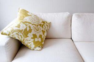 Comment obtenir Résine Sur un tissu Couch