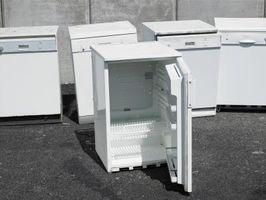 Comment utiliser les vieux réfrigérateurs que Lits jardin arboré