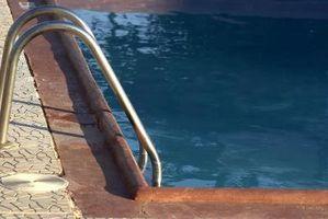 Bonne hauteur d'eau pour une piscine creusée