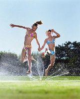 Comment faire pour résoudre les problèmes Lawn Sprinkler