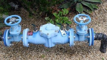 Comment réparer un plomb d'eau principale