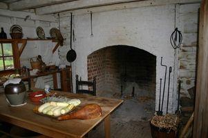 Comment nettoyer une ancienne cuisine