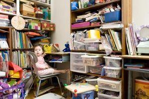 Comment garder une maison propre Avec tout-petits