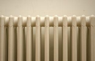 Comment remplacer chaleur Radiateur Air Vannes