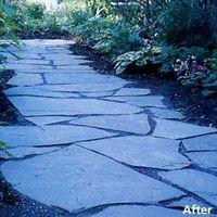 Comment construire un chemin de pierre