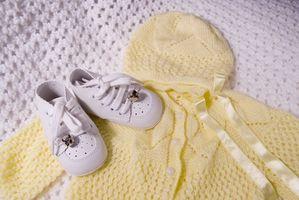 Comment faire pour supprimer les taches jaunes sur Stocké Vêtements bébé