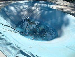 Comment obtenir de l'eau hors d'une couverture de piscine