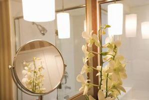 Dois-je mettre mon étoile de scintillement Orchid dans la salle de bains pour la vapeur?