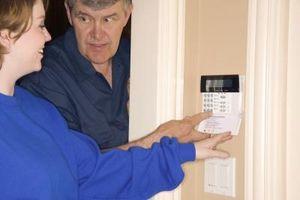 Comment débloquer panneaux d'alarme