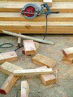 Comment couper les panneaux en polycarbonate tempête