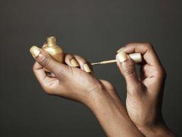 Comment nettoyer ongles D'un évier en marbre