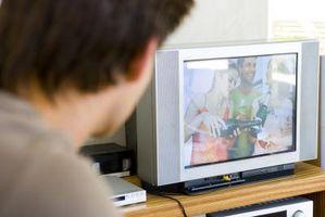 Comment convertir un moniteur à un CCTV