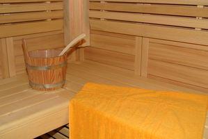 Comment nettoyer un sauna infrarouge poplar - Consommation electrique sauna infrarouge ...