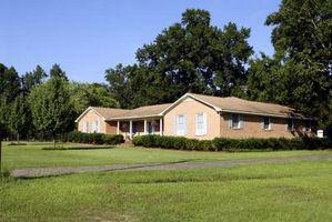 Comment concevoir aménagement paysager pour une maison de style ranch