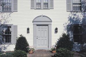 Comment réparer une fuite de porte