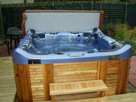 Produits chimiques nécessaires au démarrage d'un bain à remous
