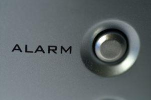 Comment réinitialiser un mot de passe pour un système d'alarme
