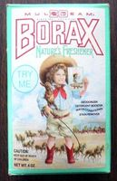 Quelles sont les utilisations de Borax?