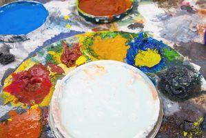Comment enlever la peinture à base d'huile de De planchers de tuiles