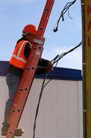 Sécurité Ladder pour les travaux électriques