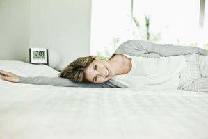 Comment réparer un écart entre le Bed & Mur