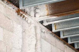 Comment isoler le plafond d'un sous-sol non chauffée