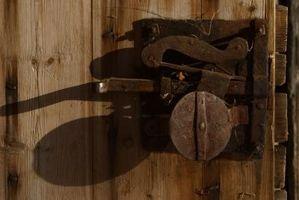 Comment sécuriser un hangar en bois