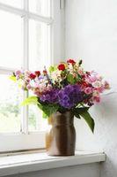 Comment conserver les arrangements de fleurs