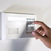 Comment réinitialiser un système d'alarme GE Accueil