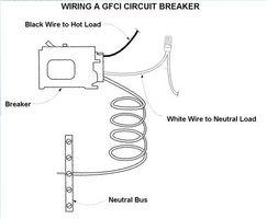 Comment câbler une disjoncteur différentiel Circuit