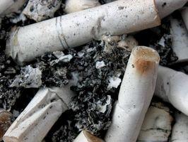 Comment faire pour supprimer l'odeur de fumée de cigarette Odeur